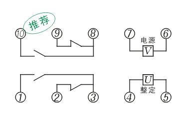 无源电压继电器(小体积型)